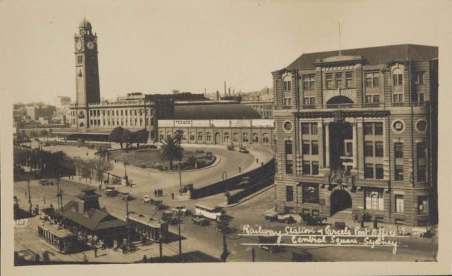Railway Square NMA